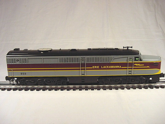 New Motors Erie Pa >> Lionel 18116 Erie Lackawanna Alco PA1 6-18116